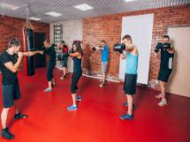 fitness-kickboxing-class-sherwood-ar