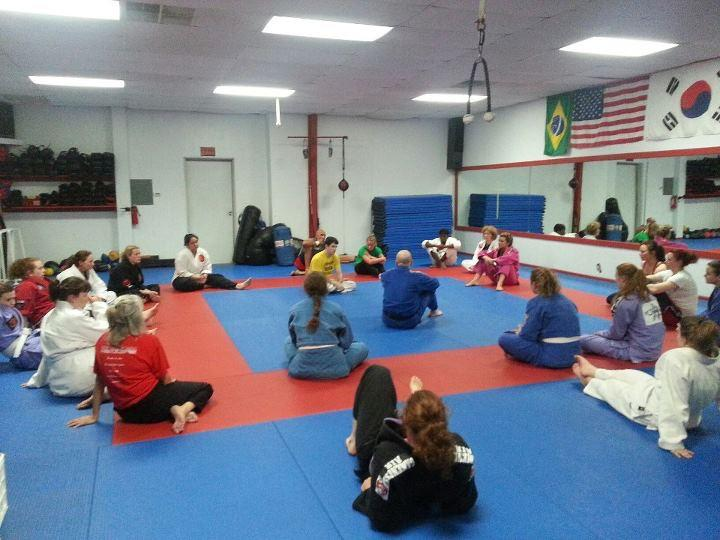 2013 Women's Camp BJJ